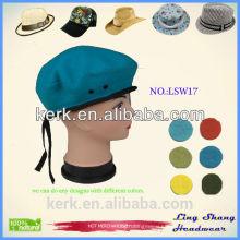 Fashion design cheap price womens wholesale Hat Custom women hats,LSW17