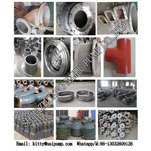 OEM High Chrome White Iron Alloy Kmtbcr26 Cylinder Parts