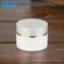 Cylindre de KJ-A15-A 15g caroussel délicat haute qualité petit et mignon claire pour les produits cosmétiques