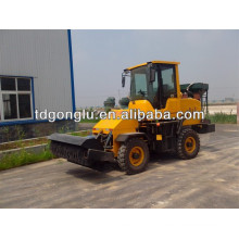 Latest!!! TDQS 1500A Subgrad Street Sweeper for road maintenance