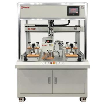 Machine de serrage automatique d'écrou de précision de vente chaude