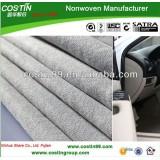 Car decoration nonwoven fabric