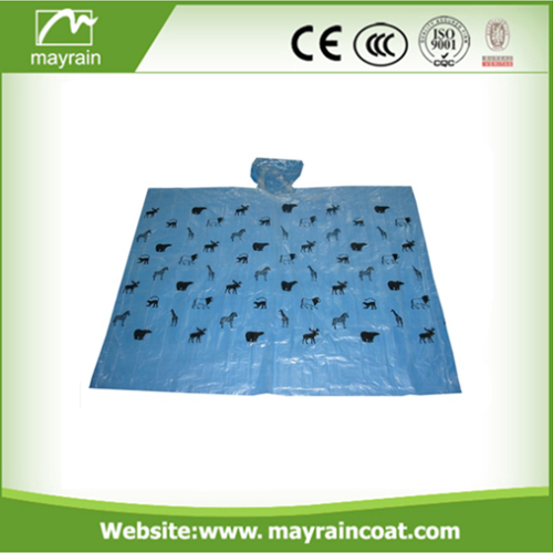 Rain Poncho for Promotion