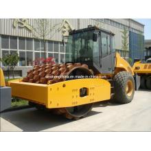 Compressor pesado de 16000kg (16Ton), rolo de estrada para a construço da estrada