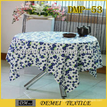 polyester/cotton colorful print fabric textile