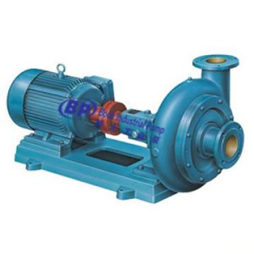 Pw, pompe centrifuge d'étape unique d'eaux d'égout de machines de Pwl