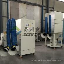 FORST Micron Fold Industrie Staub Kollektor Patrone Filterung Staub Ausrüstung