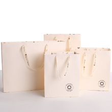 High Quality Baby Gift Paper Bag with Handle