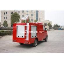 Αλλάξτε ένα φορτηγό με μίνι νερό