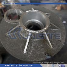Peças de fundição de aço de grande porte até 30Ton (USD-3-002)