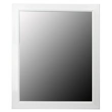 Marco de espejo Ps negro blanco que vario tamaño