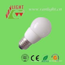 Globo CFL de forma 7W lâmpada (VLC-GLB-7W-E27) poupança de energia