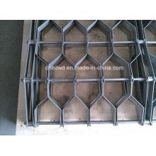 Stainless Steel Tortoise Shell Mesh