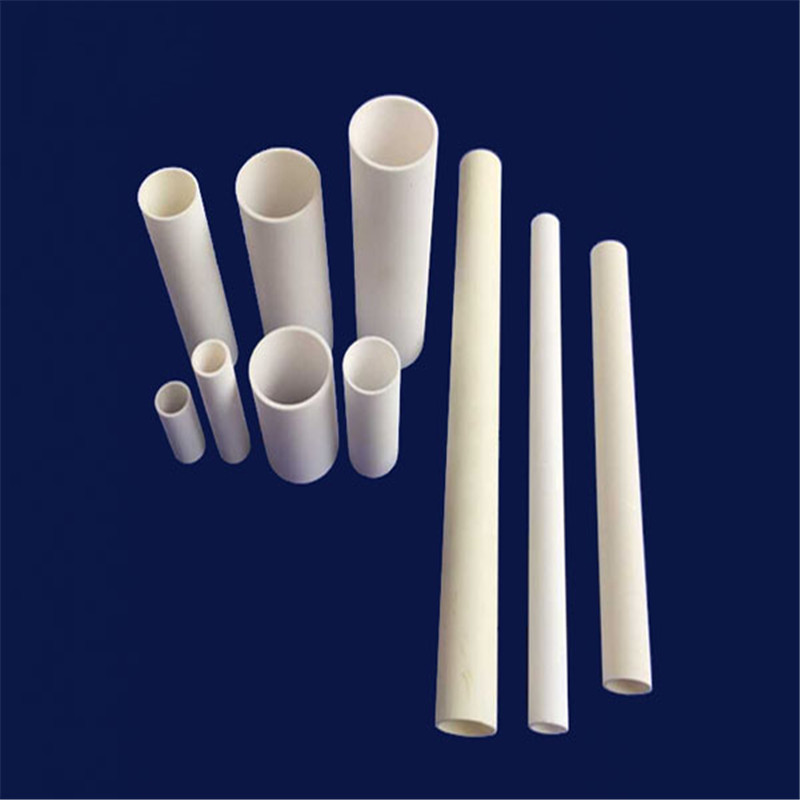 Industrial Alumina Ceramic Tube