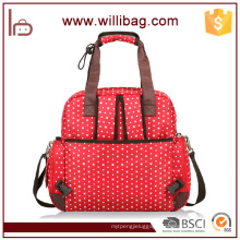 Factory Sale High Quality Diaper Bags Large Capacity Lightweight Diaper Bags