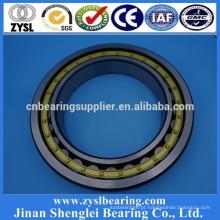 O ISO certificou o rolamento de rolo cilíndrico NJ210 50x90x20mm única linha Conexões do rolamento da série de NJ para a máquina do transporte