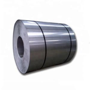Berkualiti tinggi SPCC Cold Rolled Steel Coil Sheet