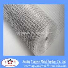 Una malla de alambre galvanizado barato de ping