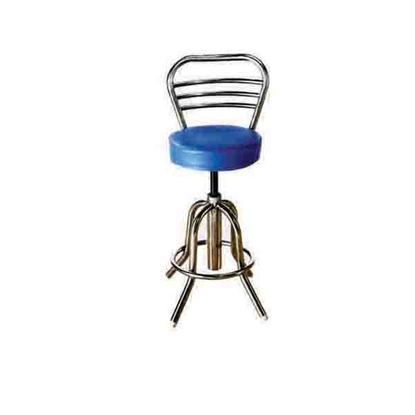 Stainless Steel Lifting Round Stool 2