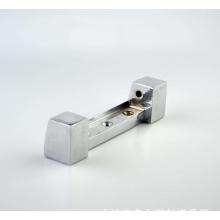 Accesorios de aleación electrónica de aluminio con garras de pato