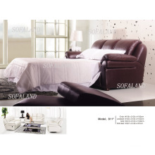 Modern Italy Leather Sofa Bed 811#