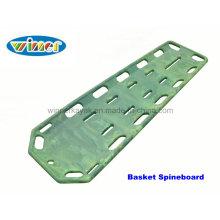 Projetado de Winner Basket Plastic Spineboard