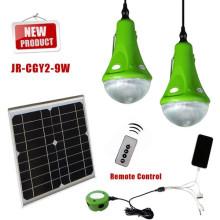 Mini Energía Solar energía lámpara para uso interior