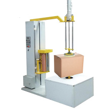 Folding box wrapping machines