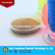 Riduttore di acqua di calcestruzzo Sodio Naphtalene Acido solfato Formaldehyde