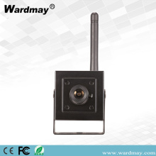 CCTV 1.0MP Mini Wireless Wifi Keamanan IP Camera
