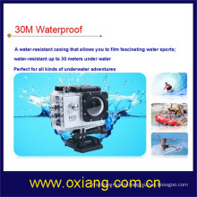 12 Mega Pixels Waterproof / Weatherproof Special Features sports action camera