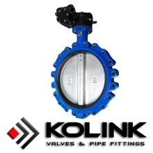 Lug Type Center Line Butterfly Valve