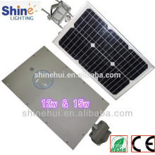 Factory price 15W solar street light price