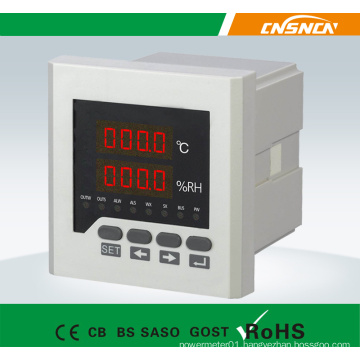 Digital Intelligent Greenhouse Temperature and Humidity Controller