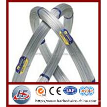 China manufacture gi wire for rebar tying machine/binding wire,construction gi zinc coating wire