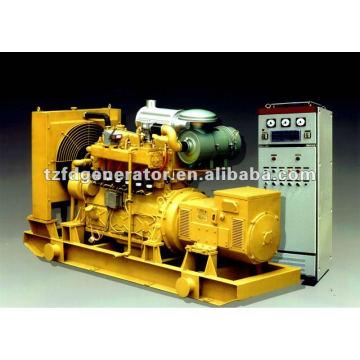 générateur de gaz naturel 200KW