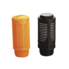 SU Type Plastic Material Pneumatic Air Compressor Muffler