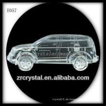 Zartes Kristallverkehrsmodell E057