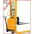 ES15016W Halbbatteriestapler mit CE, elektrischer Aufzug