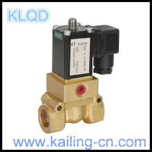 4 way solenoid valve 220v /China solenoid valve /KL0311 Series 4/2 Way Brass Solenoid Valve