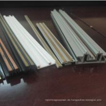 LED-Schienen-Leiterstreifen kundenspezifische Kupfer-PVC-Coextrusion