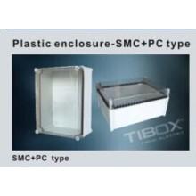 2015 Tibox Tj Boîte en plastique et charnière Type Série Boîtier en plastique