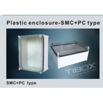 2015 Tibox Tj Plastic Latch & Hinge Type Series Plastic Enclosure