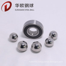 """11/32"""" 8.731 G10 AISI52100 Precision Mirror Polished Bearing Steel Ball for Automobile Industry"""