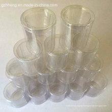 Boîte d'emballage en plastique de nouveauté d'OEM (emballage de cylindre)