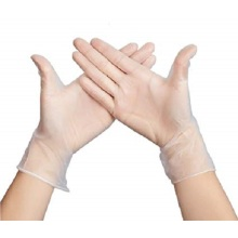 free vinyl gloves medical disposable working glove
