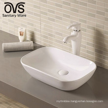 Top selling best quality control ceramic classic decorative wash basin