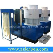 Ligne de fabrication de granulés de riz à la biomasse de 1 tonne / heure