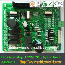 smps pcb assembly 2 layer pcb relay circuit board with OSP