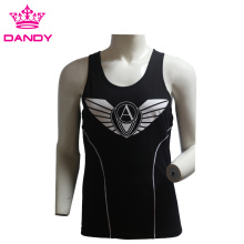 Custom mens Compression Fitness Tank Tops
